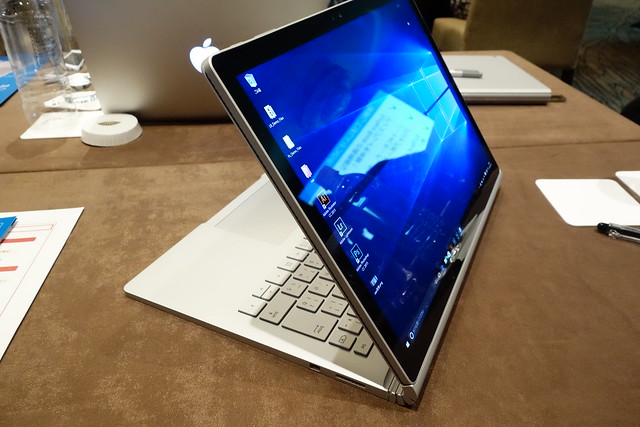 Surface Book 発売前日!アンバサダー特別体験会