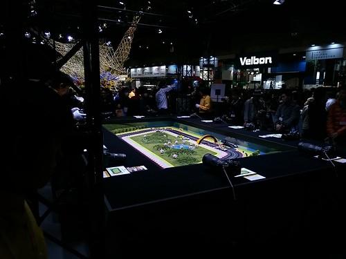 Nikon D5 Touch event