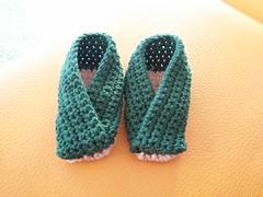 Zapatillas kimono para Irene, ¿qué tal le sentarán a sus pequeños pies?