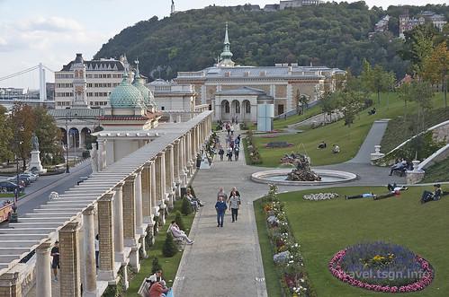 【写真】東欧周遊 : 王宮~鎖橋~聖イシュトヴァーン大聖堂