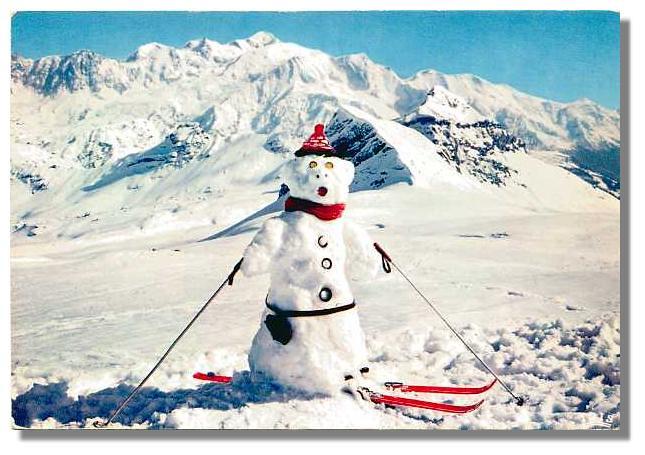 PP 3248 - Les joies de la neige