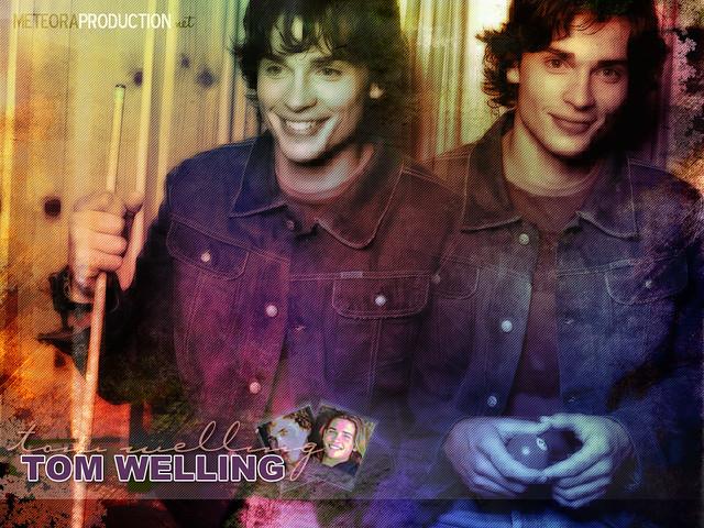 Wallpaper - Tom Welling