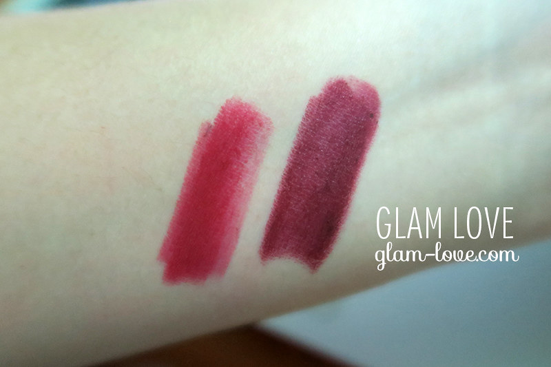 Lipstick Swatches 20151214_212223
