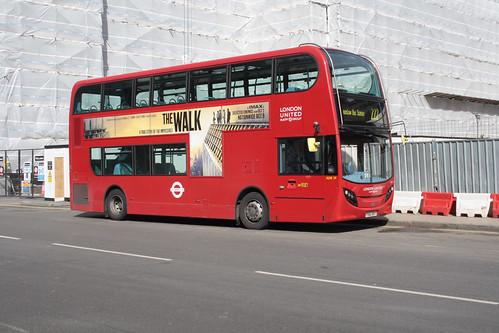 London United ADE39 YX62BXY