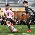 BC v CN Boys Var Soccer @ Soccer For A Cure 2-13-16