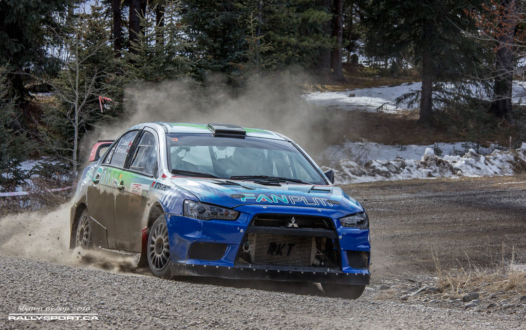 Photos:  Cochrane Winter Rally