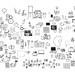 visual alphabet for a company by visuranto