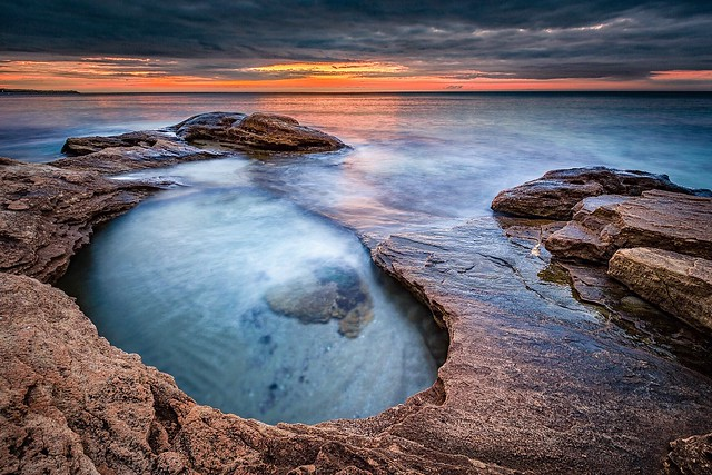Showcase March one of these morning;) Seascape Seascapes Morning Morning Sky Horizon Over Water Sea Sea And Sky Long Exposure Dragged Shutter Water Sunrise Bulgaria Blacksea Nature Seaside Sea View Coastal