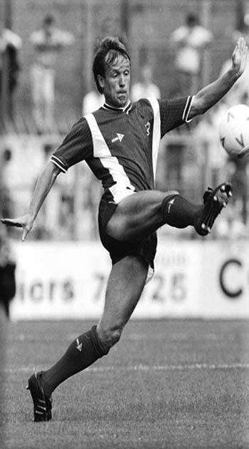 picture of Sean O'Driscoll Bournemouth 1984-1995