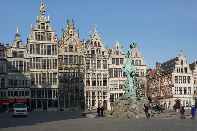 Grote Markt - Antwerp