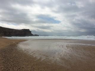 Billede af Praia do Norte. praia portugal da sítio leiria nazaré oeste