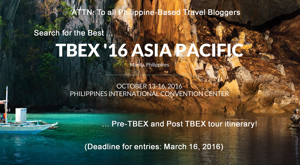 SearchfortheBestTBEXItinerary