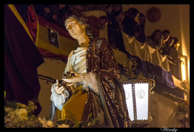 San Juan en El Descendimiento
