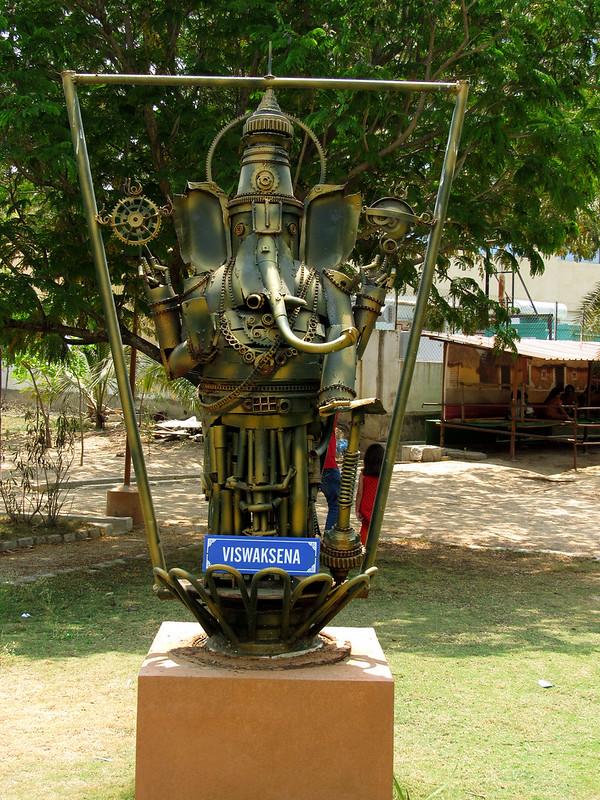 Shilparamam - Urban hut