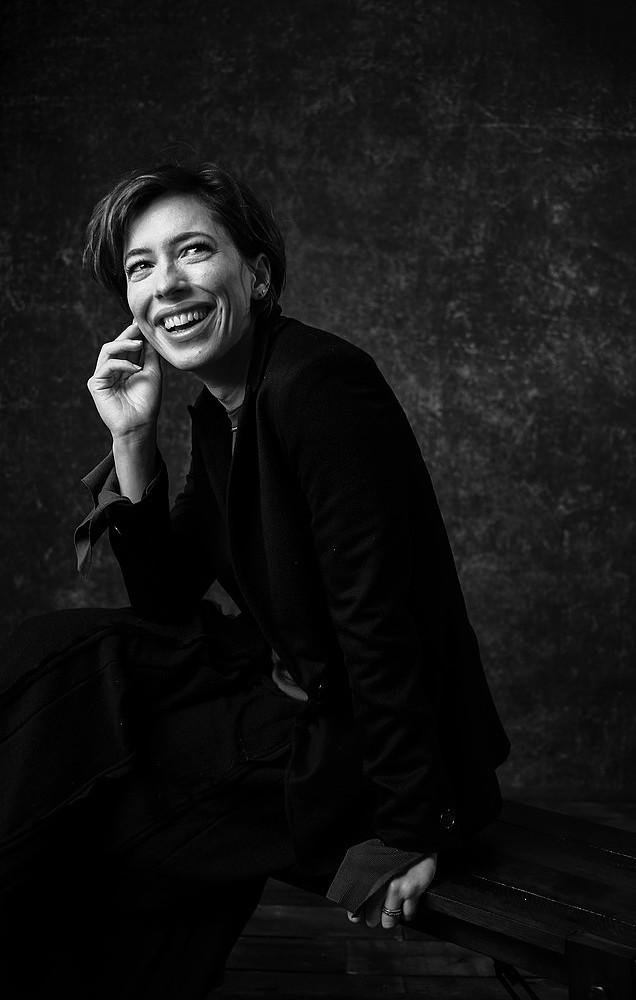 Ребекка Холл — Фотосессия для «Кристин» на «Sundance» 2016 – 30