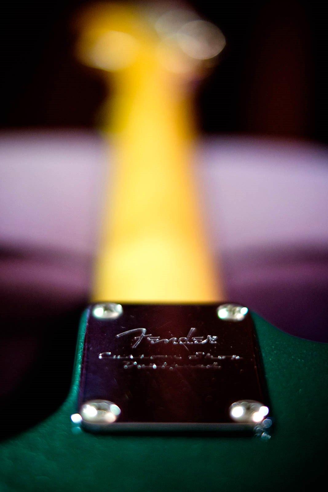 """""""Fender Custom"""""""
