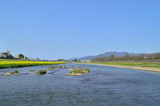 遠賀川 Onga river