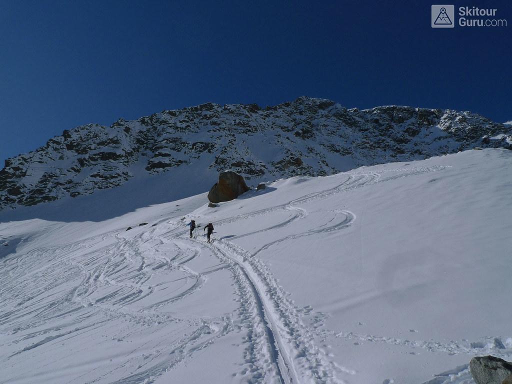 Wildes Hinterbergl Stubaiské Alpy Österreich foto 05