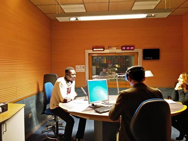 """Toure Aboubakar ospite di """"Zazà"""" su Rai 3"""
