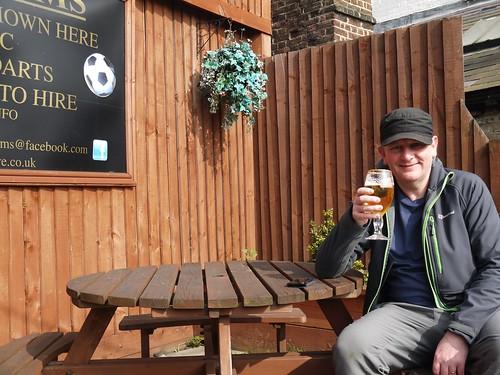 First pub - Surrey Arms