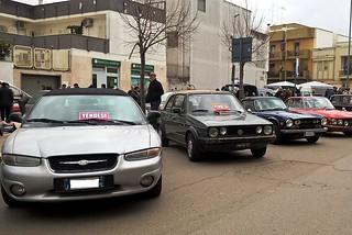 Noicattaro. Mostra-scambio auto e moto 2016 front