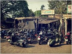 Pune - Vicky's garage