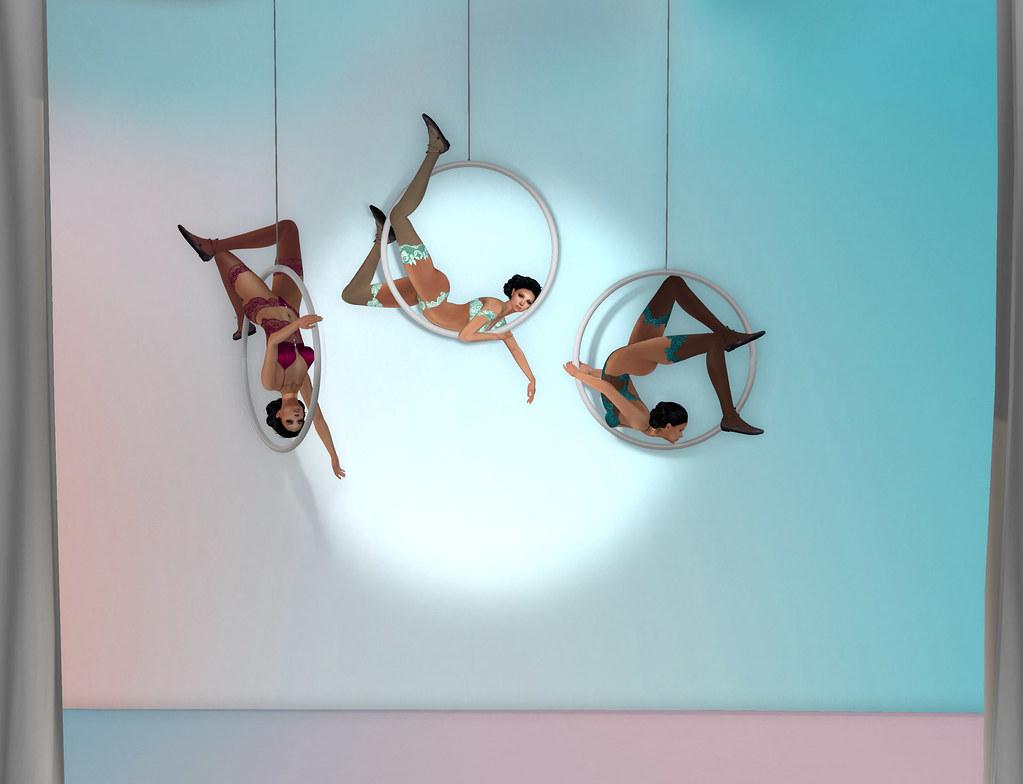 Acrobatic elegance