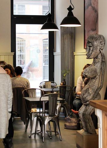Kaffeeklatsch: Father Carpenter Coffee (Berlin)