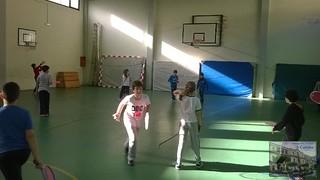 Tenis en la Escuela - CEIP Plurilingüe Concepción Arenal (A Coruña)