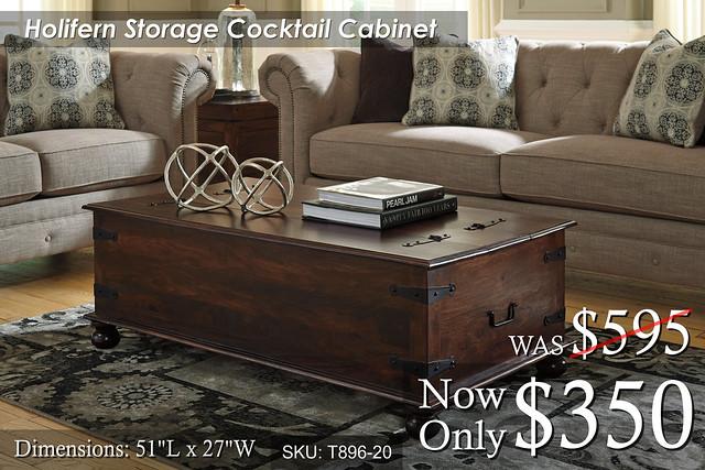 Holifern Storage Cocktail