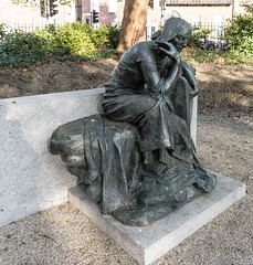 Éire Memorial (1974) By Jerome Connor (1874-1943)[Restored And Relocated]-115194