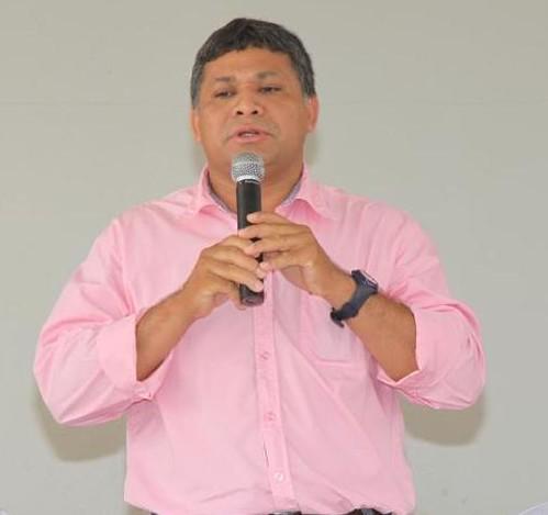 Mora em Juruti o Temer que Dilma sonhava, Jonas Morais, vice-prefeito de Juruti