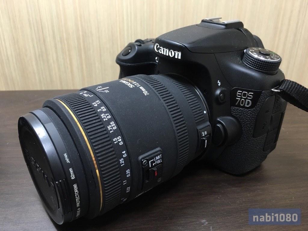 CANON 60mm Macro21