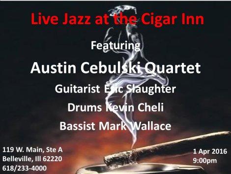 Cigar Inn 4-1-16
