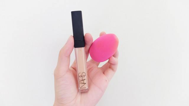 nars radiant creamy concealer in custard review