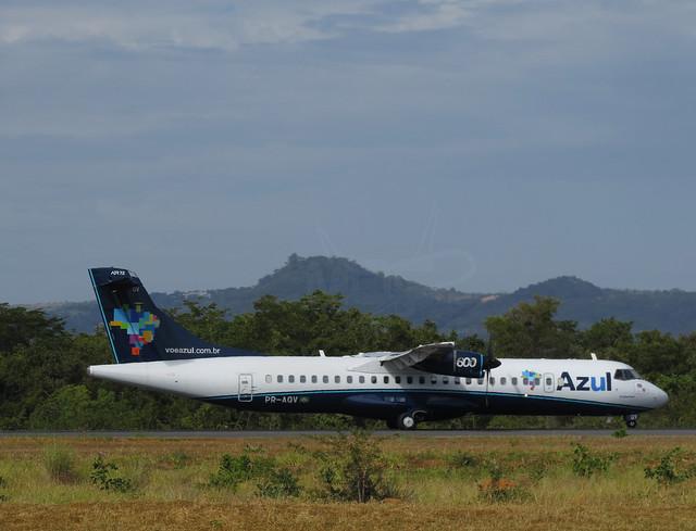 ATR-72-600 PR-AQV ''Gralha Azul''