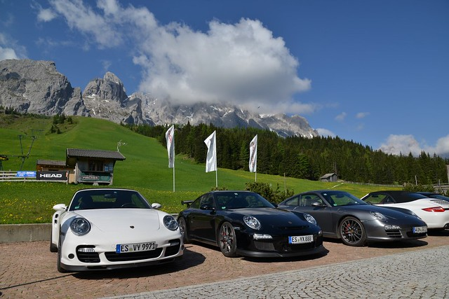 Porschetreffen 2015