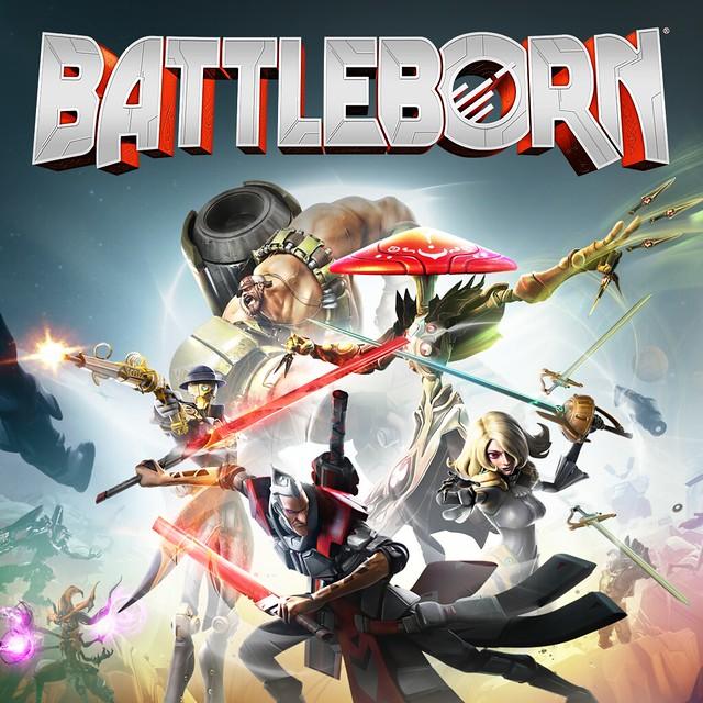 Battleborn Open Beta – PS4 (Disponible 4/8)