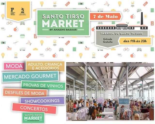 Santo Tirso Market