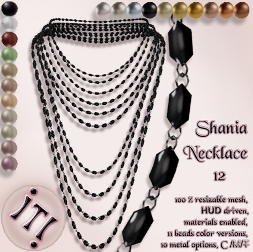 !IT! - Shania Necklace 12 Image