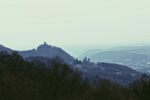 Drachenfels from Afar