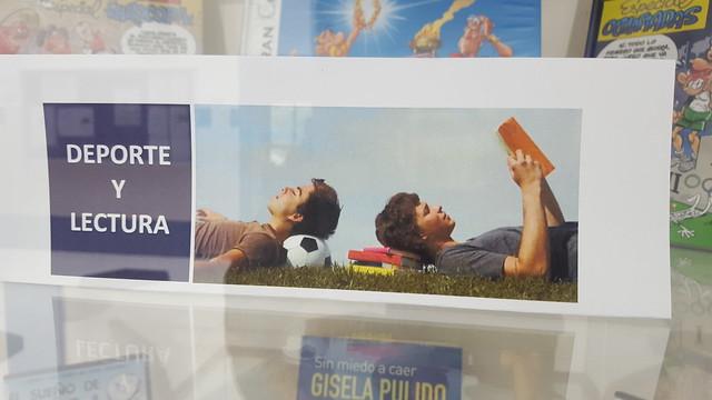 Deporte y Lectura