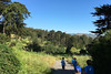Presidio Trail Run - Trail clear skies