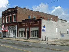 A-1 and All-n-One Bail Bonding / Law Offices (across from the Shelby County Jail)