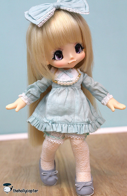 KIKIPOP! Romantic Frill Sugar Milky Blonde