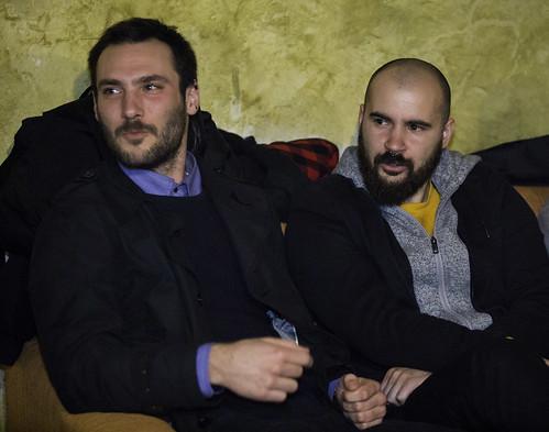 1. 9. 2016. - Umjetnost Poleta: Oleg Šuran, Oleg Morović, Andi Pekica
