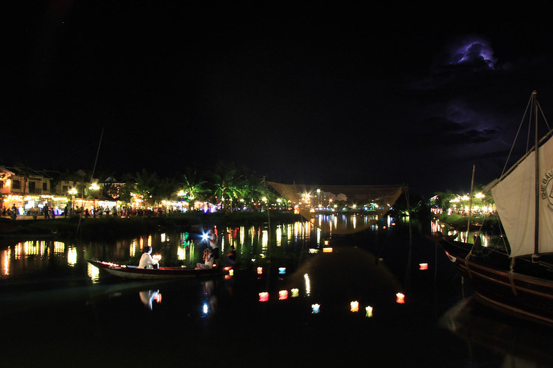 Evening In Hoi An