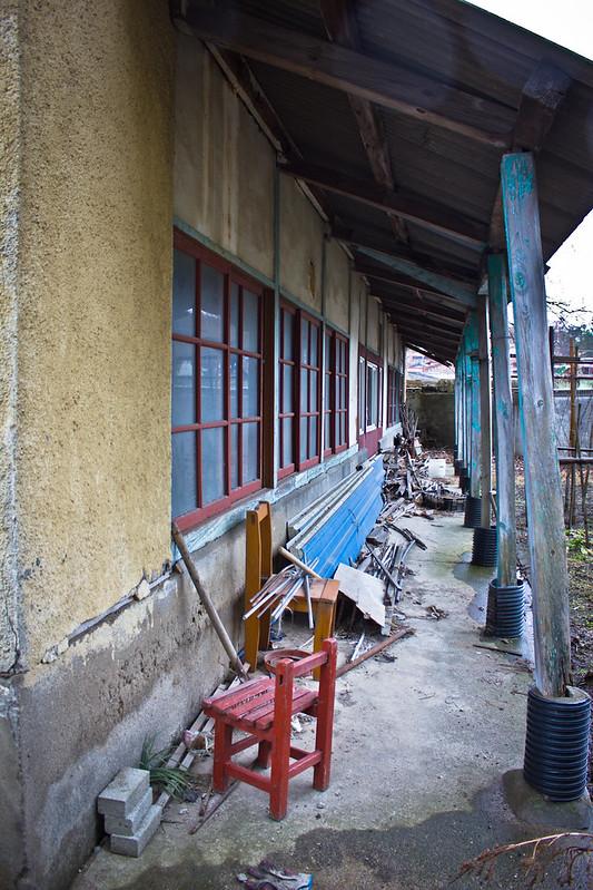 Former Chinese School, Ganggyeong-eup, South Korea