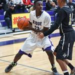 RVHS Men's Varsity Basketball vs LRHS 1/26/16