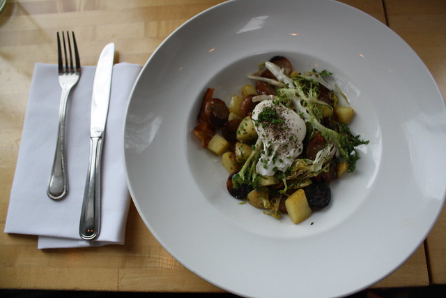 Olympia Provisions Brunch in Portland
